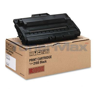 RICOH AC205 TYPE 2185 AIO TONER CART BLACK